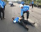 Tạm giữ hình sự đối tượng tông chết người hộ tống đoàn đua