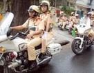 Đề xuất gắn camera ngay trên mũ cảnh sát giao thông