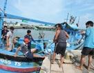 9 ngư dân gặp nạn trên vùng biển đang ảnh hưởng bão