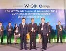 Mô hình chính quyền điện tử Đà Nẵng nhận giải thưởng WeGO 2014