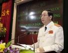 Công bố, trao Quyết định của Chủ tịch nước thăng cấp bậc hàm cấp Tướng CAND năm 2014