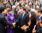 Chủ tịch nước Trương Tấn Sang gặp mặt thầy thuốc tiêu biểu toàn quốc