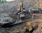 Chưa có hướng xử lý khối đá quý nặng gần 30 tấn