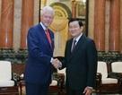 Nguyên Tổng thống Bill Clinton: Hoa Kỳ ủng hộ Việt Nam trên nhiều lĩnh vực