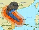Tâm  bão Haiyan không đổ bộ miền Trung nhưng sức tàn phá vẫn mạnh