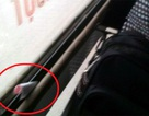 """Bóc mẽ trò """"lậu vé"""" của lơ xe buýt Hà Nội"""