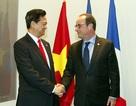 Thủ tướng Nguyễn Tấn Dũng tiếp xúc song phương bên lề ASEM 10
