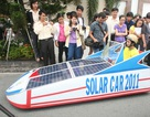 """Phát động cuộc thi """"Xe chạy bằng năng lượng mặt trời"""""""