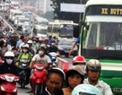 """""""Rối"""" vì nạn kẹt xe nghiêm trọng tại trạm thu phí Bình Triệu 1"""