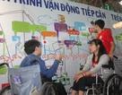 Ra mắt bản đồ tiếp cận cho người khuyết tật