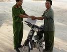 Bắt nóng 3 tên trộm xe máy tẩu tán tang vật tại Campuchia