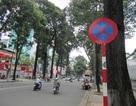 Nhiều tuyến đường cấm đỗ xe theo giờ và theo ngày chẵn lẻ
