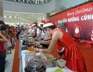 Giáng sinh rực rỡ ngập tràn sự kiện vui nấu nướng