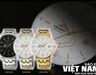 Độc đáo đồng hồ có khắc hình ảnh bản đồ Việt Nam