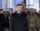 """Tổng thống Ukraine quyết đánh bại """"kẻ thù xâm phạm lãnh thổ"""""""