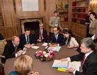 """Họp """"thể thức Normandy"""" bàn về khủng hoảng Ukraine tại Berlin"""