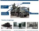 Anh đăng ảnh tên lửa phòng không của Nga hoạt động tại Ukraine