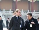 Hoàng tử Anh William thăm Trung Quốc