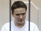 Bác sỹ Đức đến nhà tù Nga thăm nữ phi công Ukraine