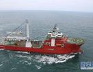Trung Quốc bổ sung 2 tàu công trình hỗ trợ khai thác dầu khí ở Biển Đông