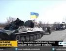"""Kiev """"tố"""" phe ly khai phá vỡ lệnh ngừng bắn ở Mariupol"""