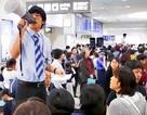 Sân bay Nhật náo loạn vì 3 khách Trung Quốc ham mua sắm