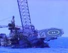 Mexico: Sập giàn khoan dầu trên biển, 2 người chết