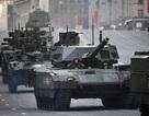Nga khoe xe tăng Armata T-14 và dàn vũ khí tối tân trước lễ diễu binh