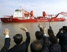 Trung Quốc tăng tốc tạo lợi thế chiến lược với Nam Cực