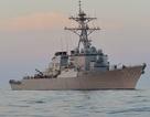 Mỹ công bố chi tiết vụ tàu hải quân chạm trán chiến đấu cơ Nga