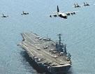 Tàu sân bay Mỹ có thể tập trận ở Biển Đông