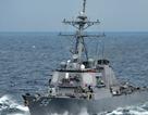 Tàu khu trục tên lửa Mỹ tiến vào Biển Đen