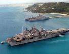 Philippines tập trận với Mỹ và Nhật Bản gần vùng biển tranh chấp