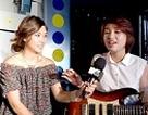 Tiêu Châu Như Quỳnh hát ngẫu hứng cho MTV Now