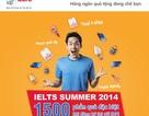 Thi IELTS 2014: Không nên chỉ tập trung vào điểm số!
