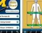 Tự kiểm tra ung thư tại nhà bằng iPhone