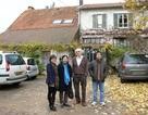Thăm ngôi nhà diễn ra đàm phán ký Hiệp định Paris