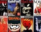 Những bìa báo đẹp nhất của Anh trong 100 năm qua
