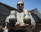 Bất ngờ tìm thấy tượng nhân sư Ai Cập ở Israel