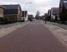 Mặt đường làm sạch không khí ở Hà Lan