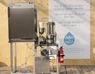 Máy xử lý mồ hôi thành nước uống