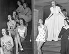 Hình ảnh thú vị về thế hệ người mẫu đầu tiên trên thế giới