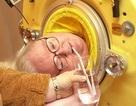 Người phụ nữ sống 61 năm nhờ lá phổi sắt