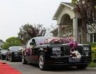Lễ cưới siêu sang ngày càng nở rộ ở Trung Quốc
