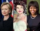Người Mỹ ngưỡng mộ đệ nhất phu nhân nào nhất?