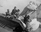 Khám phá phim trường cổ bị chôn trong sa mạc