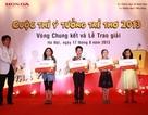 Phát động cuộc thi sáng tạo lớn nhất Việt Nam dành cho lứa tuổi tiểu học