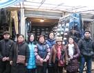Cuộc sống thân ái và đoàn kết của người Việt ở các chợ lẻ thủ đô Kiev