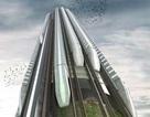 Sáng kiến xây ga tàu… thẳng đứng