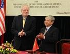 Quan hệ hạt nhân Việt Mỹ sắp hoàn tất pháp lý